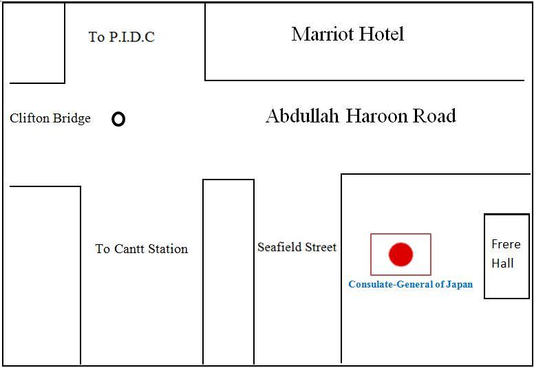 Consulate General of Japan in Karachi